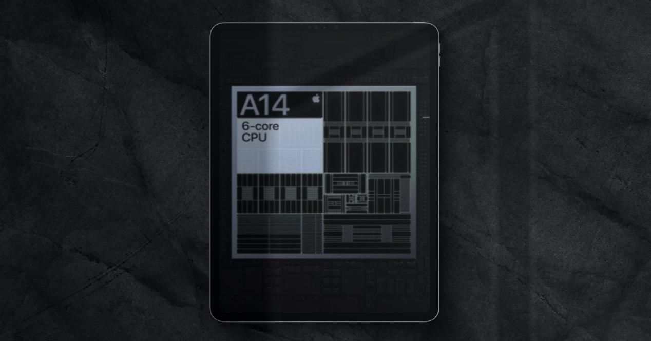 iPad Air chip A14 Bionic