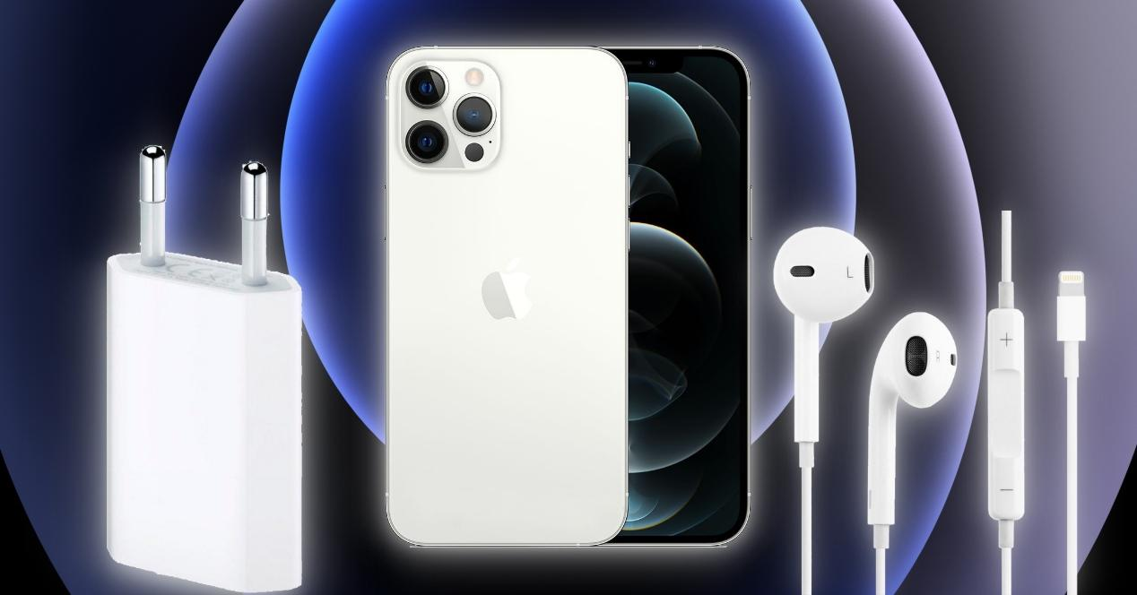 iPhone 12 sin cargador