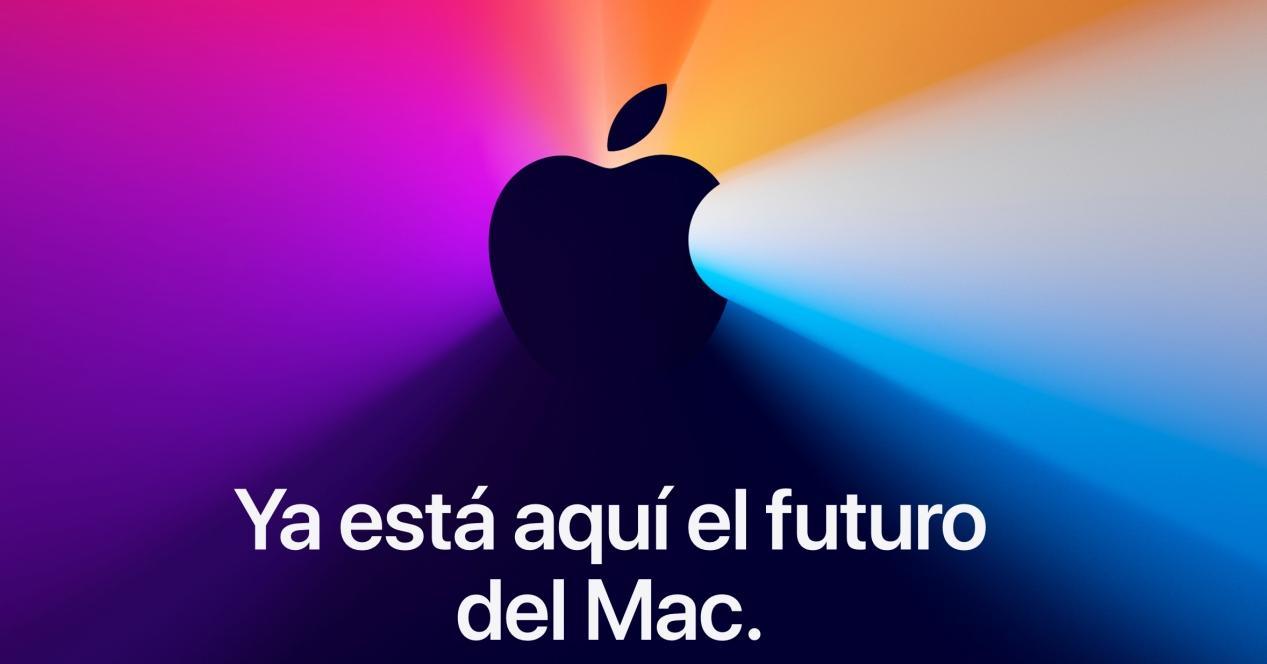 Apple Event noviembre 2020