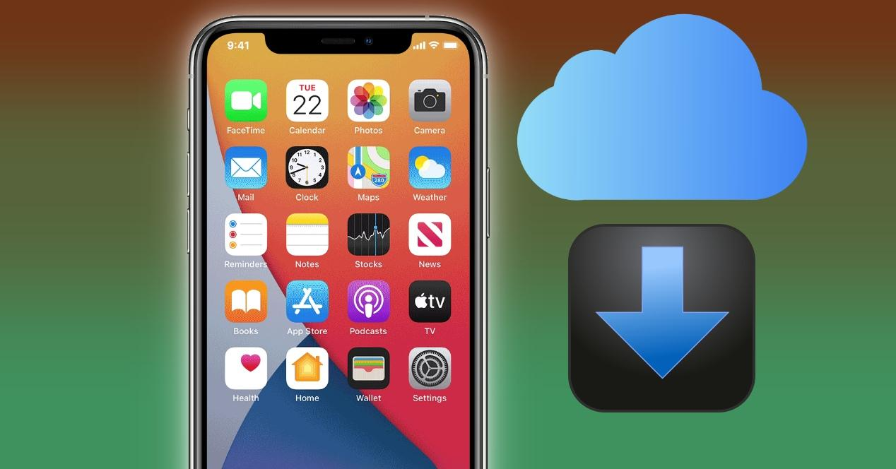 Descargar apps de terceros de internet en el iPhone