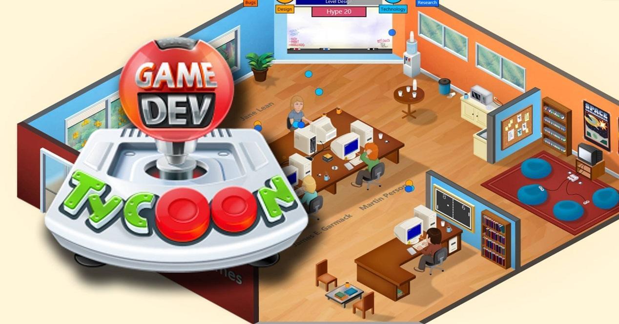 Game Dev Tyconn