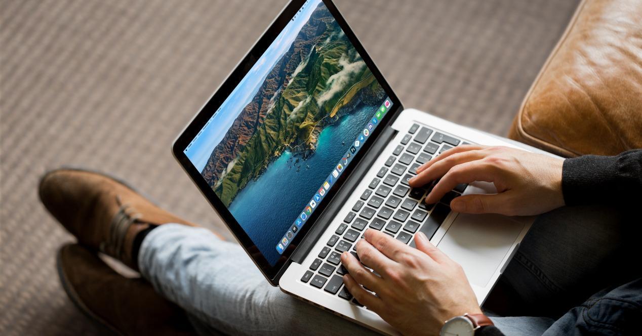 MacBook macOS Big Sur
