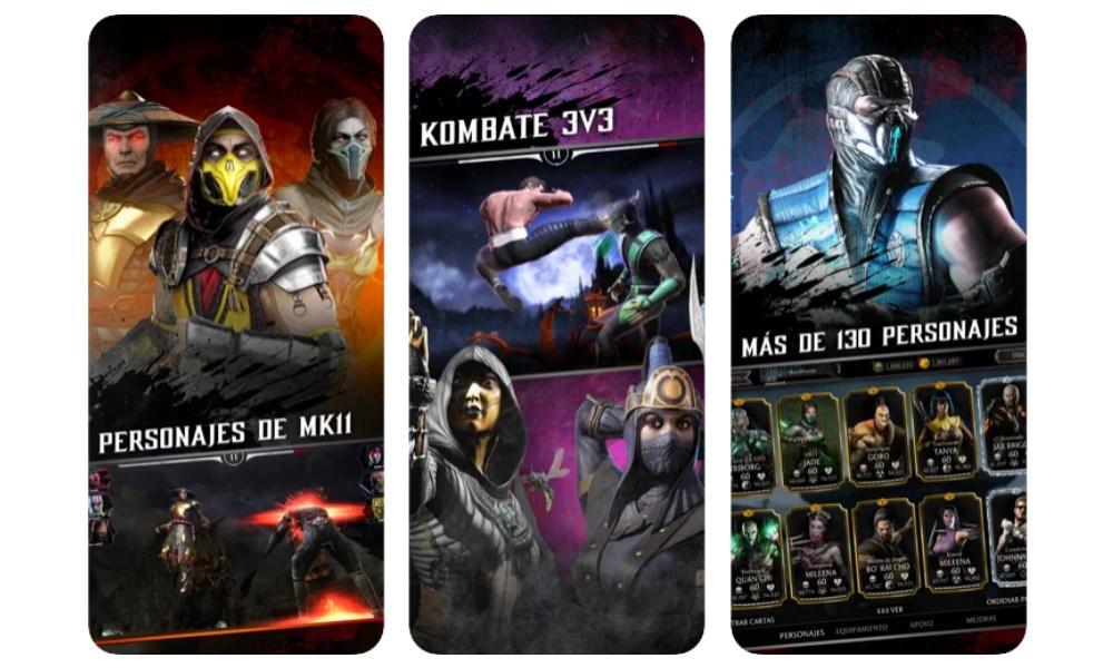 Mortal Kombat iOS