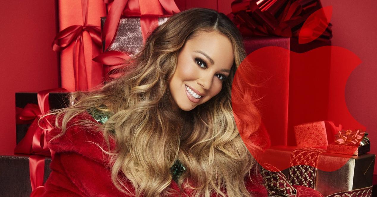 Especial De Navidad De Apple Con Mariah Carey Ya Oficial