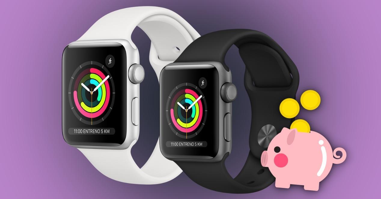 Oferta Apple Watch Series 3