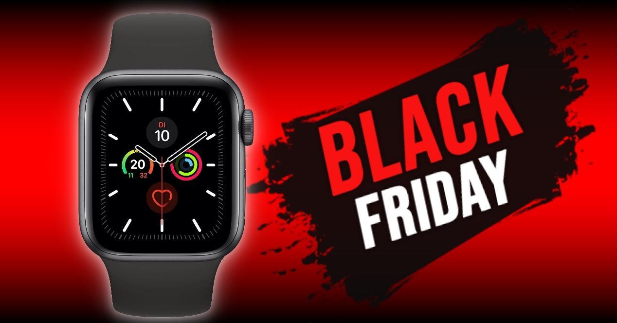 Oferta Apple Watch Series 5 Black Friday