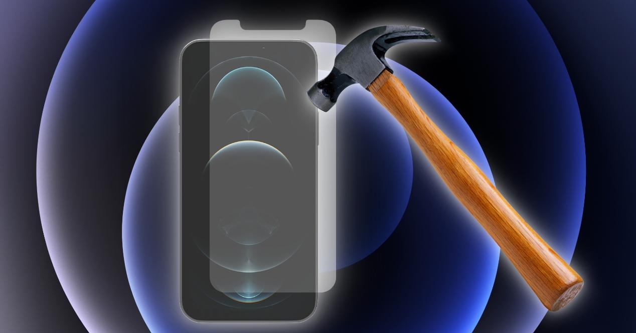 Protectores pantalla iPhone 12