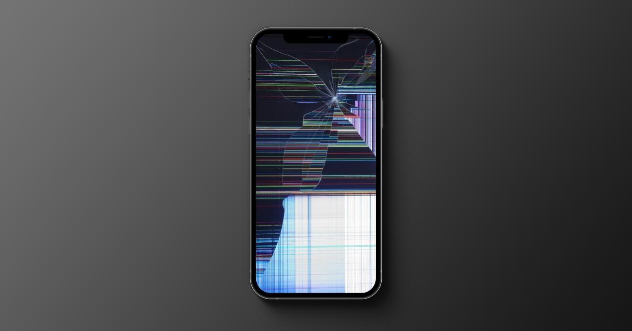 iPhone 12 Pro Max reparar pantalla