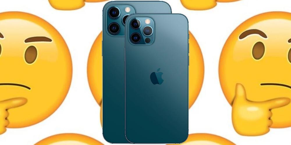 iPhone 12 vs 12 Pro, est-ce que vous me comprenez?