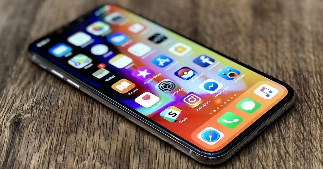 Apps en iPhone