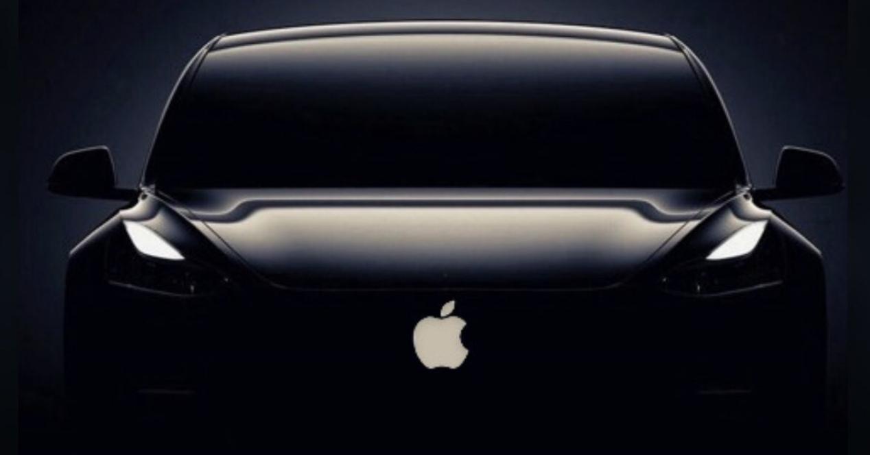 Apple Car concepto