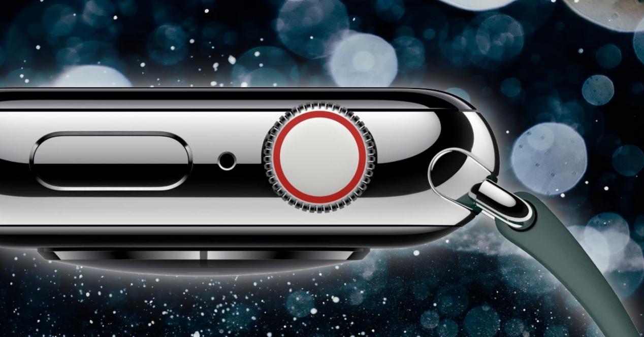 Fallo corona digital Apple Watch