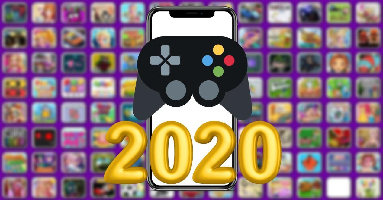 Juegos más descargados 2020