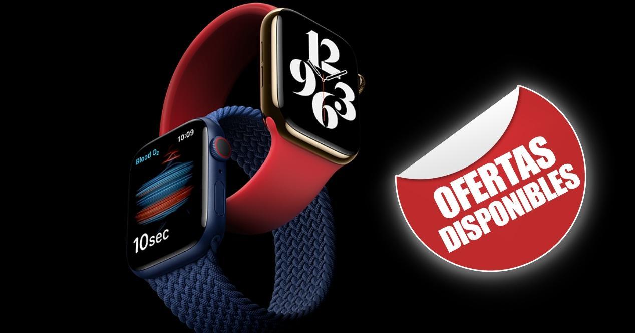 Oferta Apple Watch Series 6 más barato