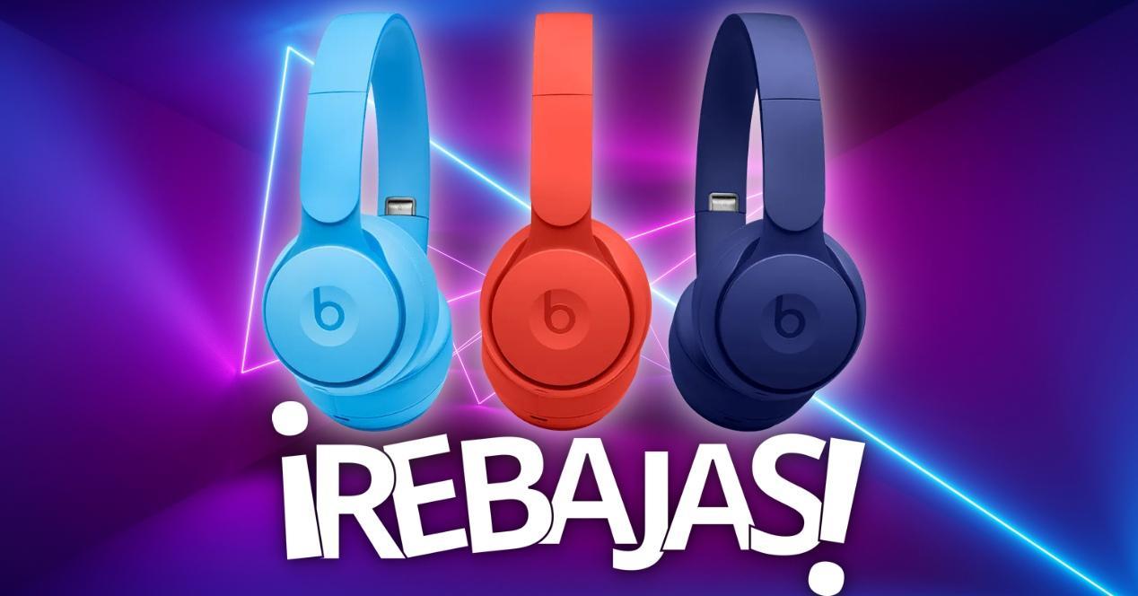 Oferta auriculares Beats Apple