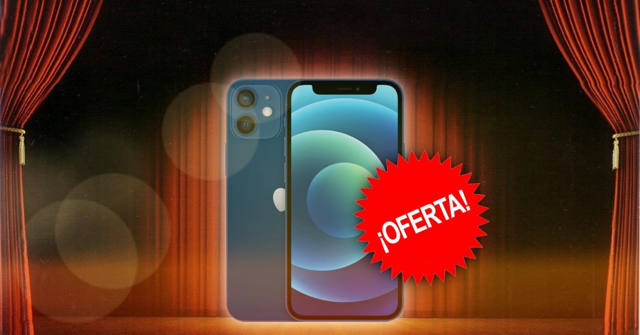 Oferta iPhone 12 mini
