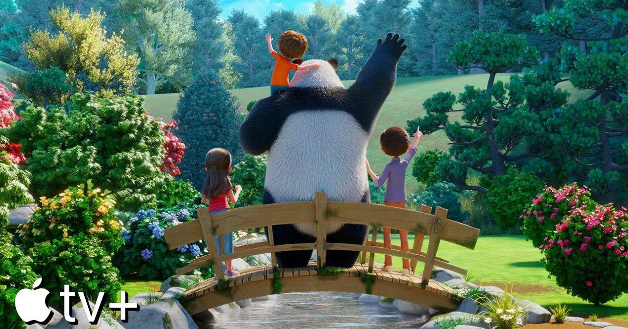 Pequeñas Historias Zen Apple TV+ serie infantil
