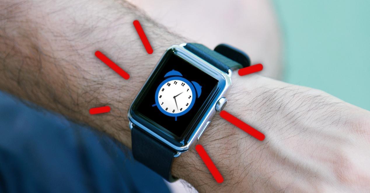 Poner Alarmas Apple Watch