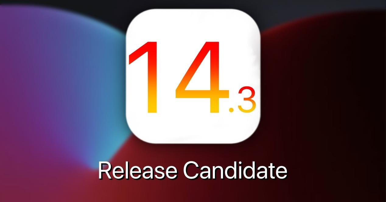 RC iOS 14.3