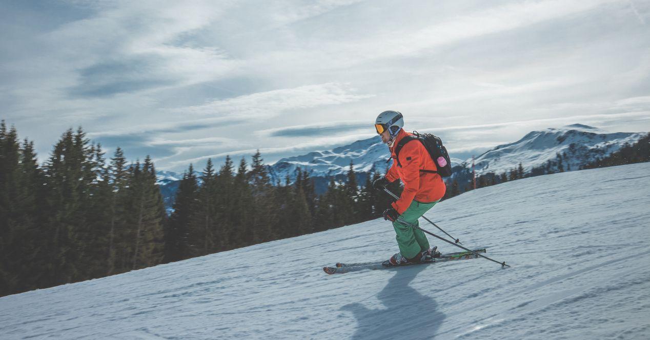 apps para esquiar portada
