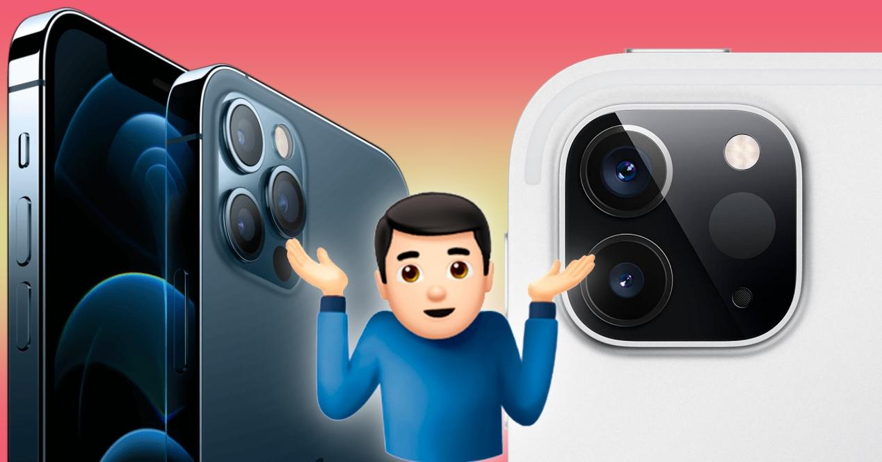 retrato iPad Pro