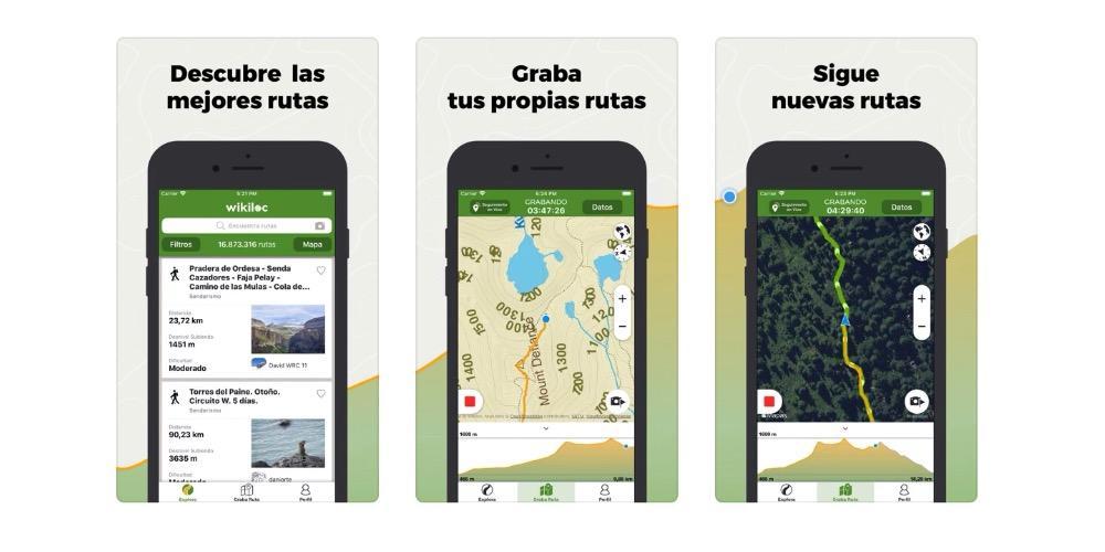 Wikiloc iOS