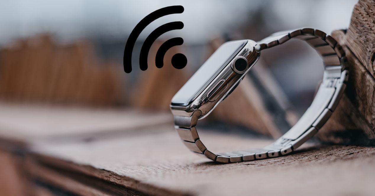 Conexion a internet del Apple Watch