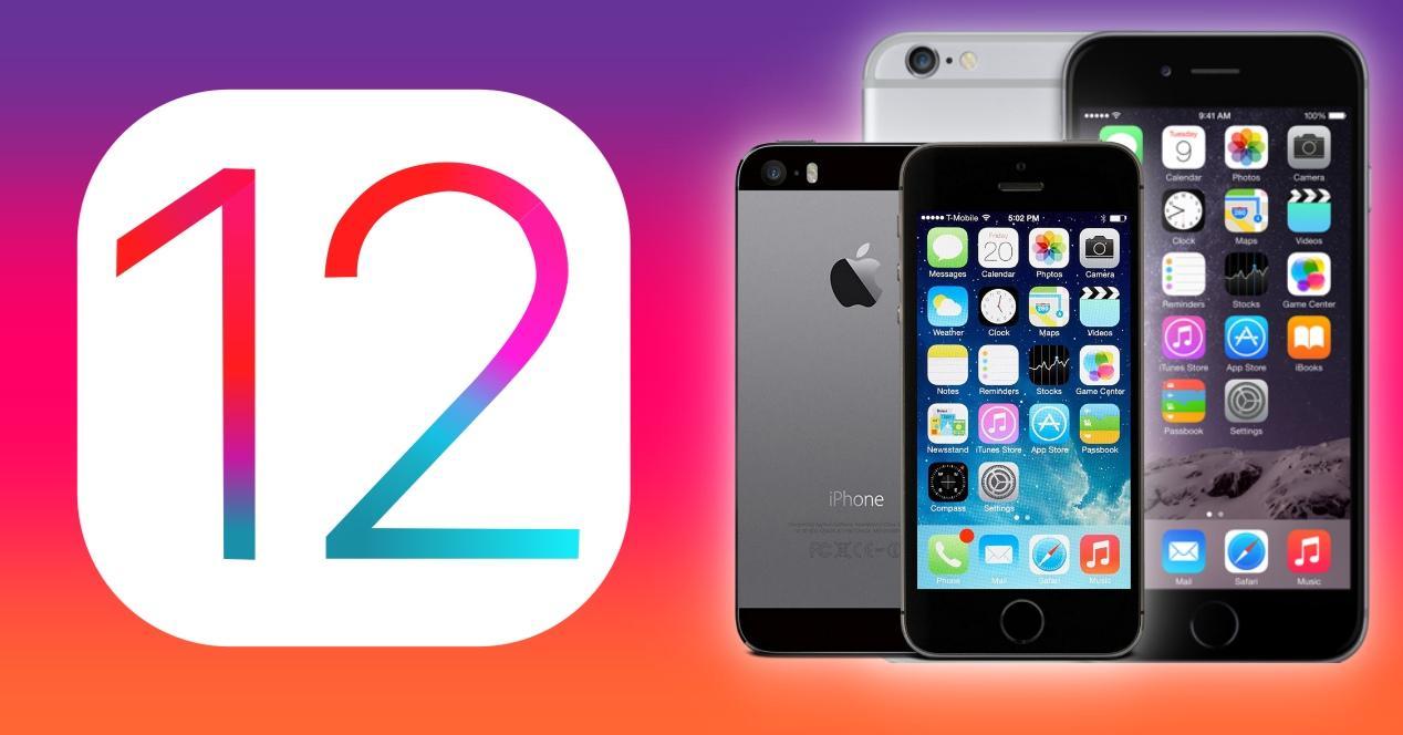 Lanzamiento iOS 12.5.1