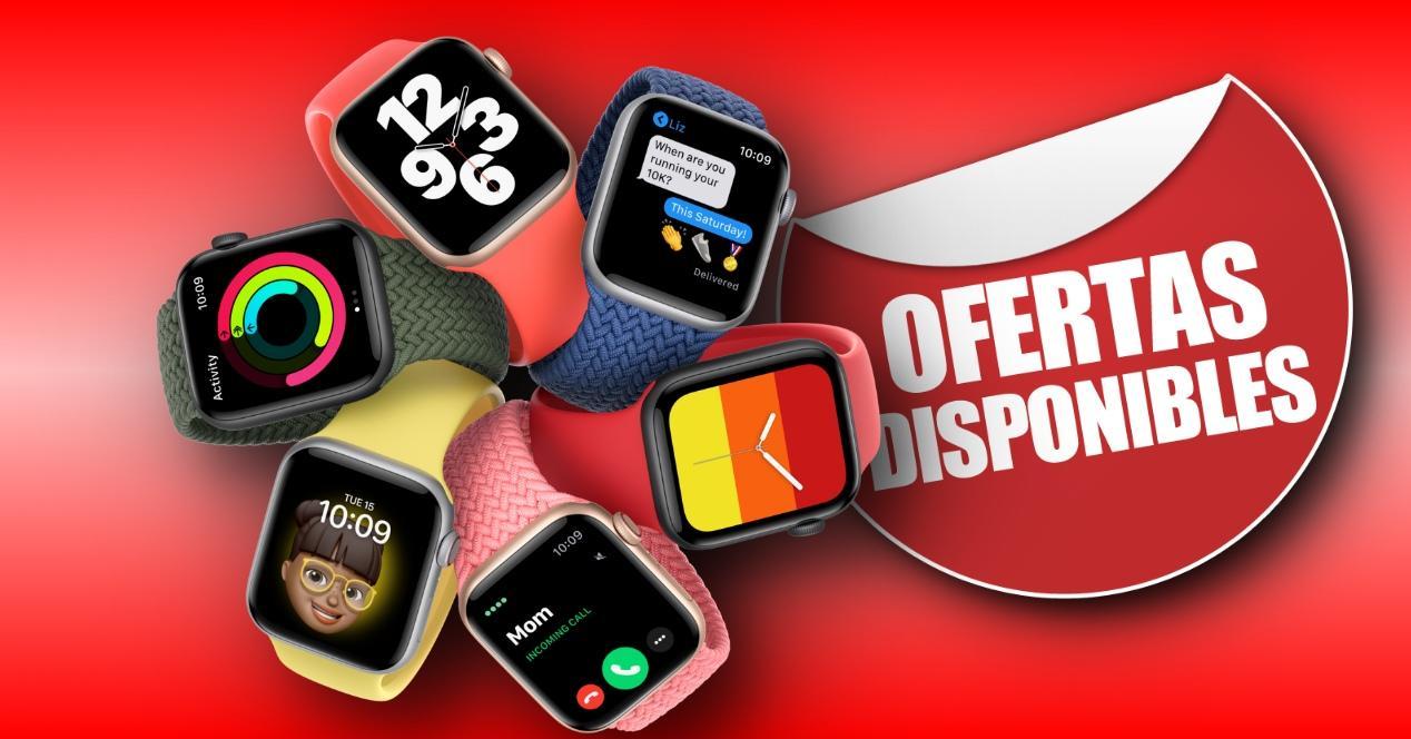 Oferta Apple Watch Series 5