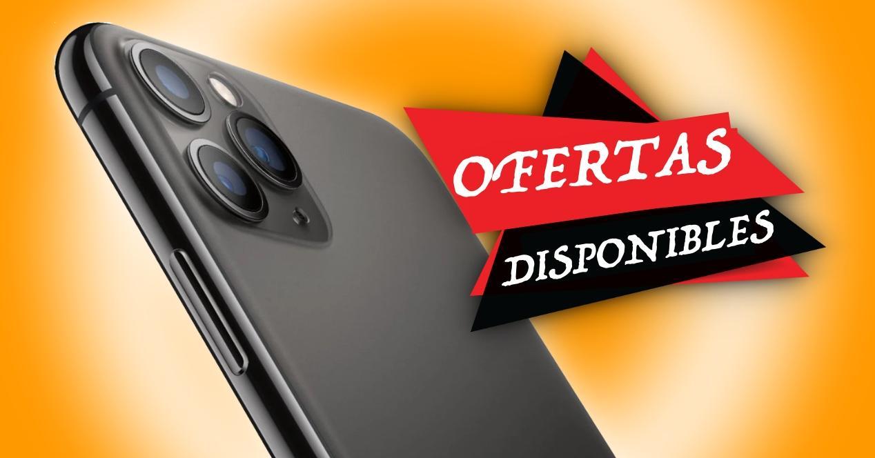 Oferta iPhone 11 Pro
