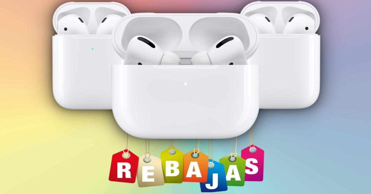 Ofertas AirPods Apple