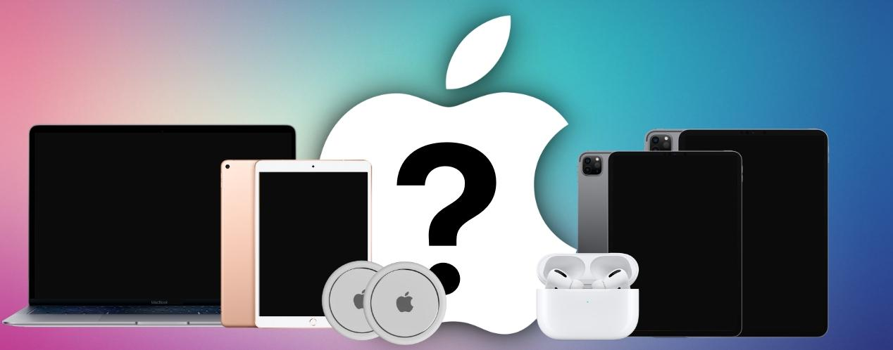 Próximos lanzamientos Apple