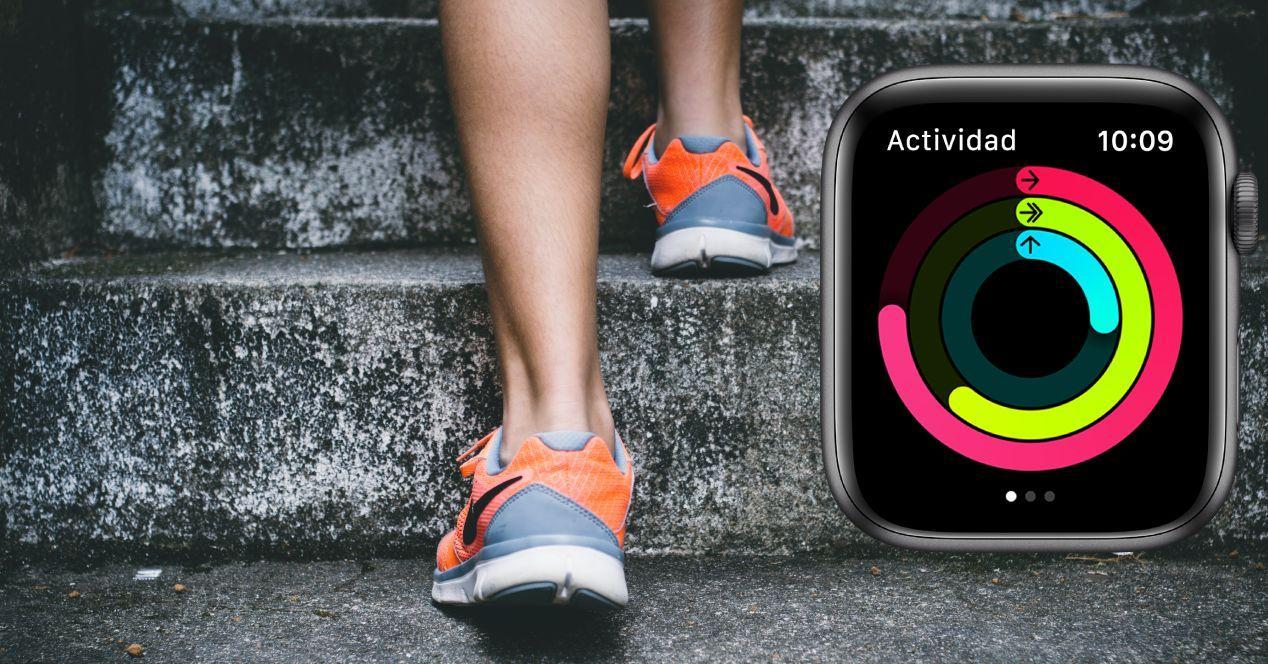 Reto actividad mes de Febrero Apple Watch