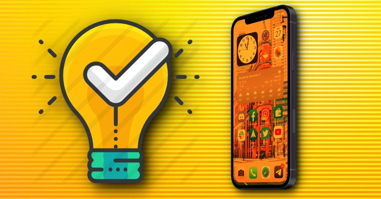 Solución pantalla amarilla iPhone 12