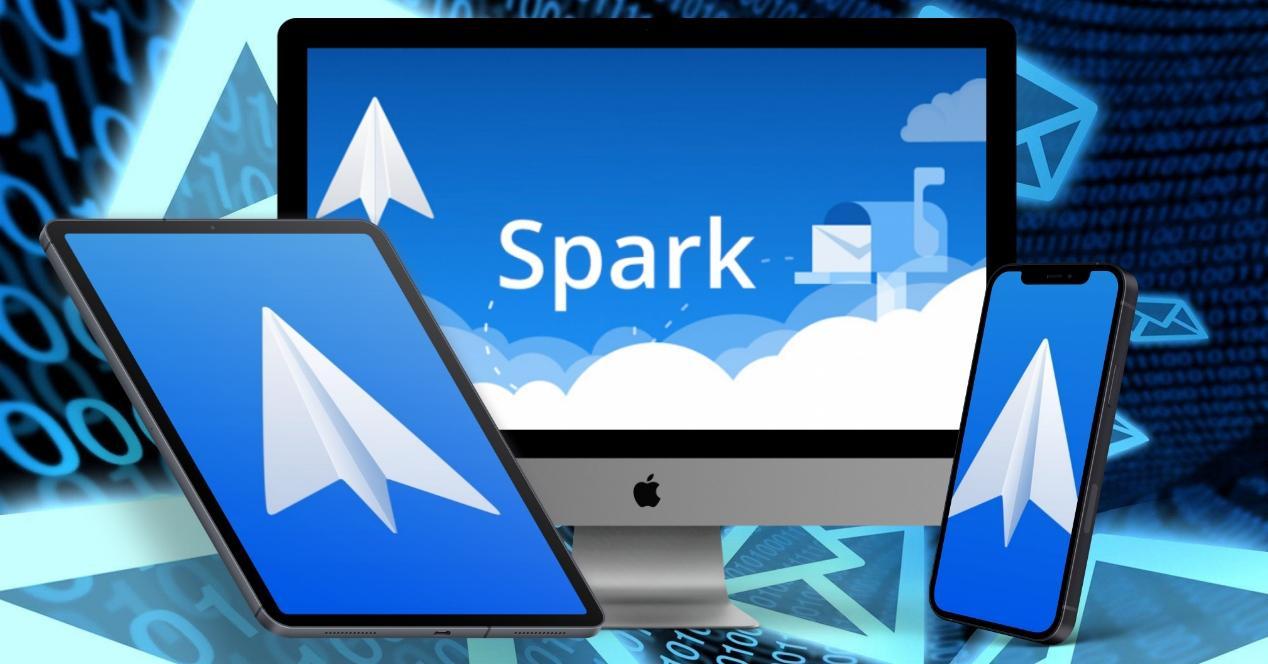 Spark email iPhone iPad Mac