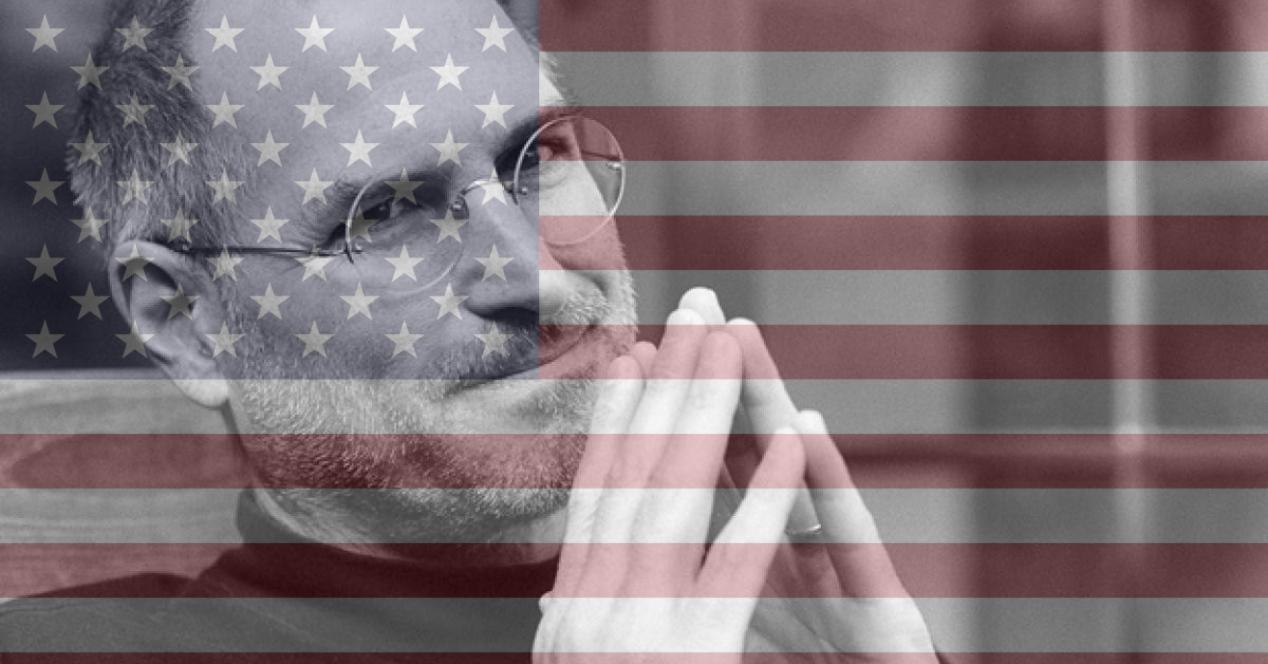 Steve Jobs Estados Unidos