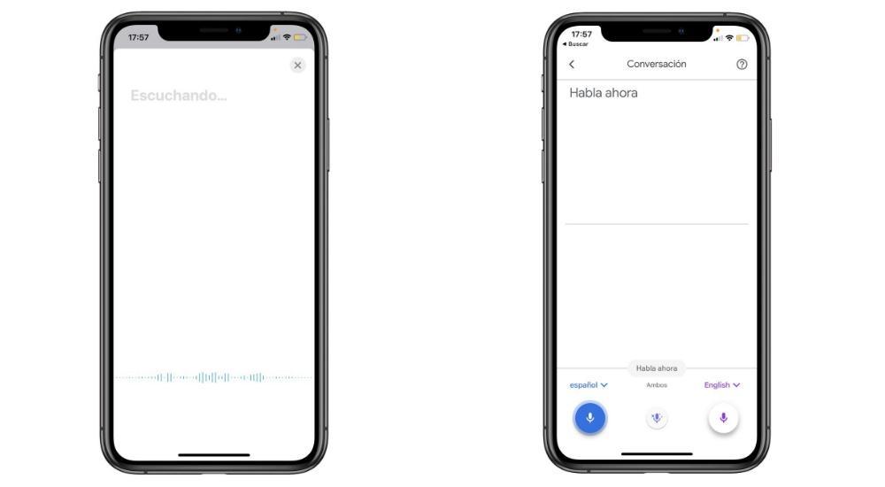 google translate vs apple translate