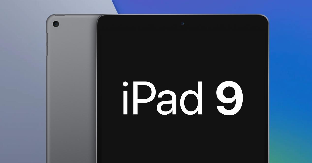 iPad 9 rumores