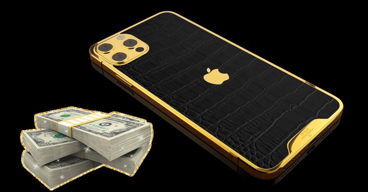 iPhone 12 Pro Max más caro del mundo