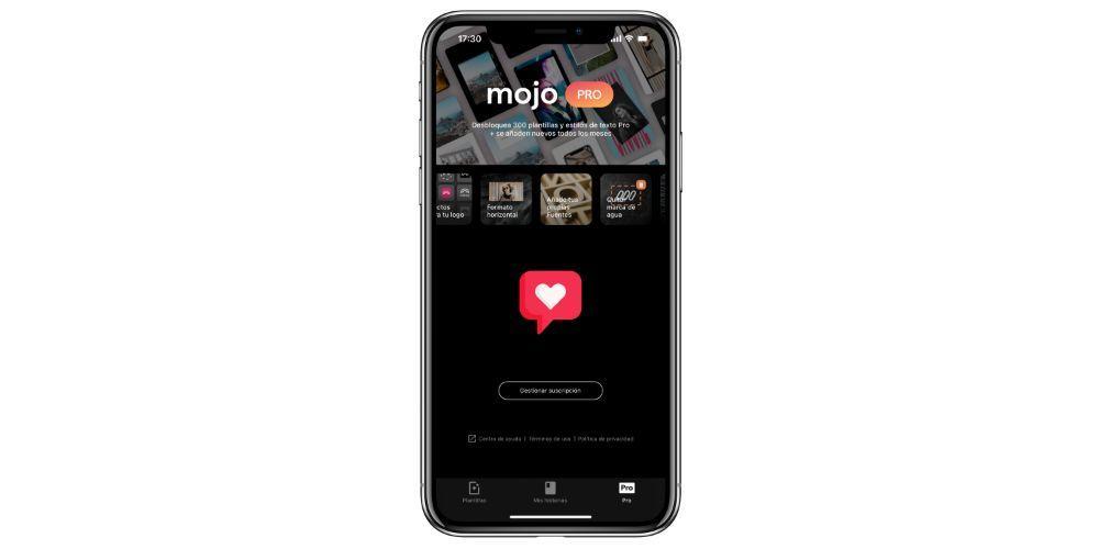 версия mojo pro