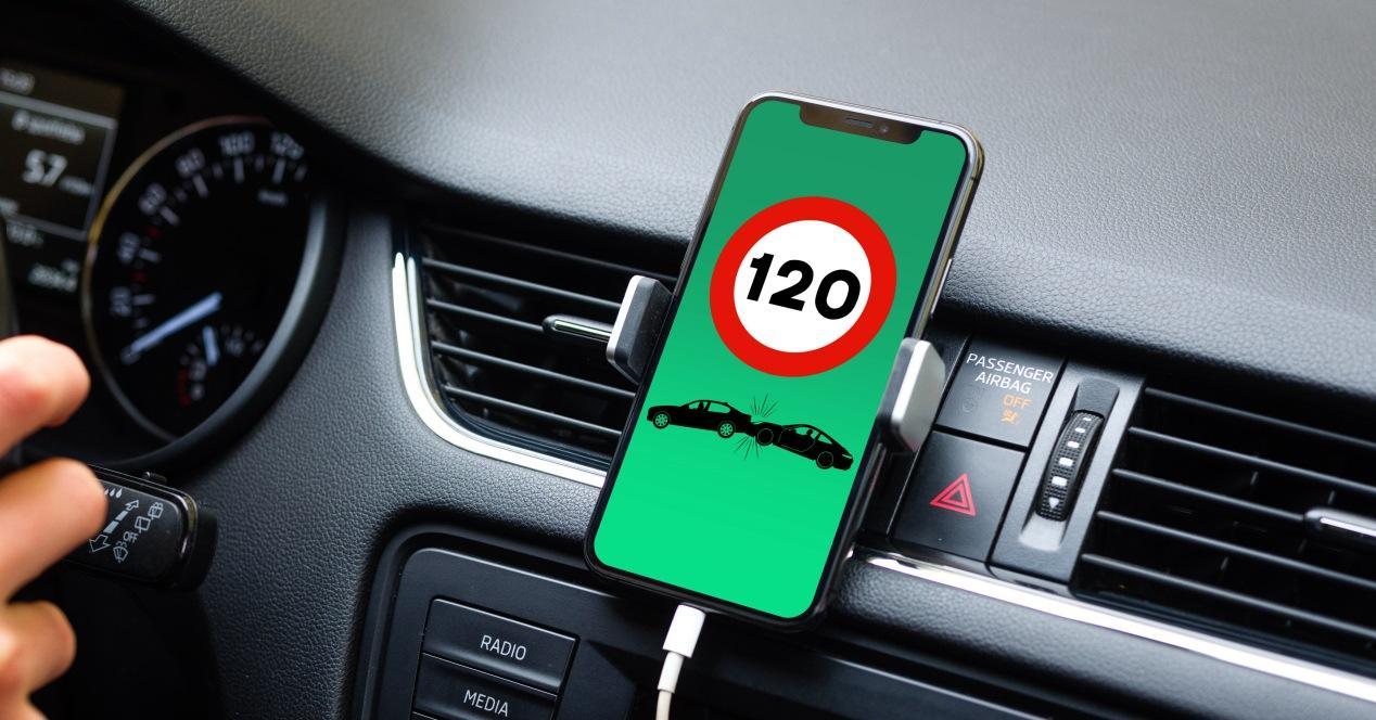 Apple Maps accidentes velocidad novedades