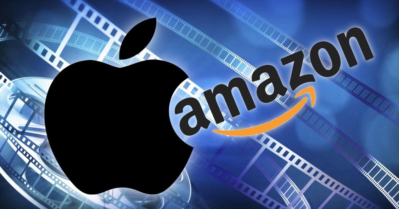 Apple y Amazon película