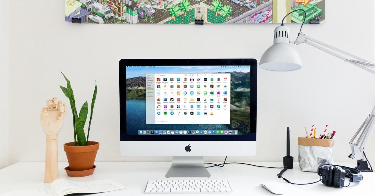 Cambiar iconos del Mac