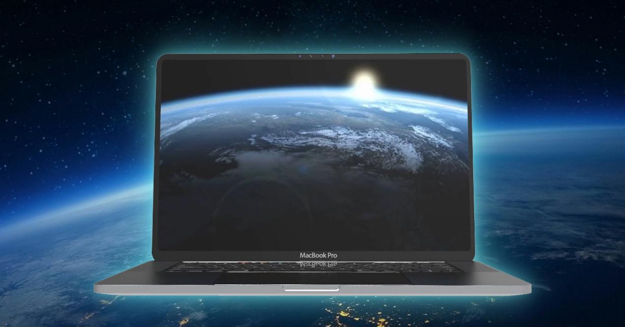 Concepto MacBook Pro 2021