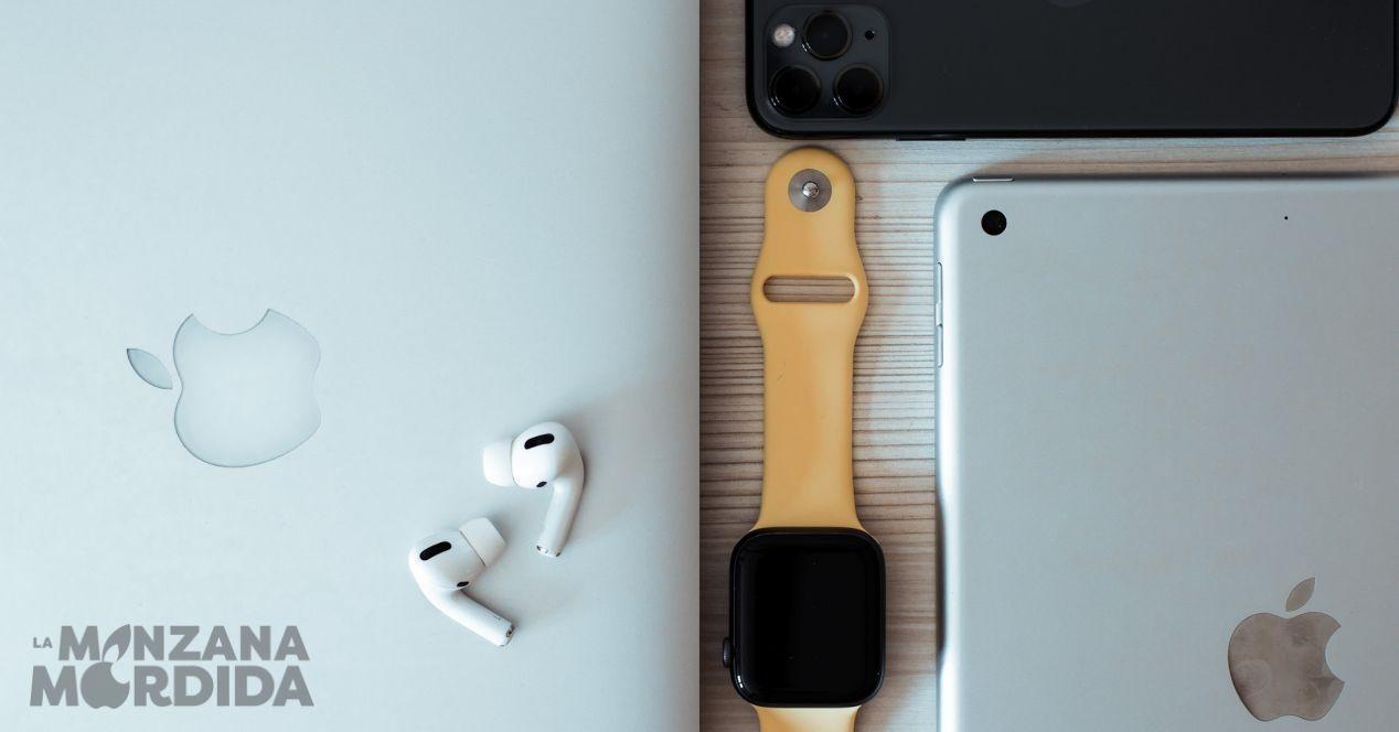 Handoff entre dispositivos Apple