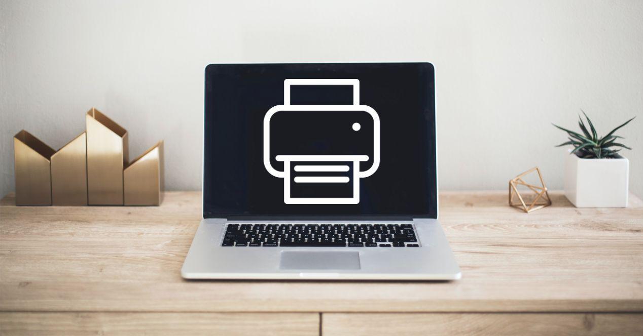 Imprimir documentos en Mac