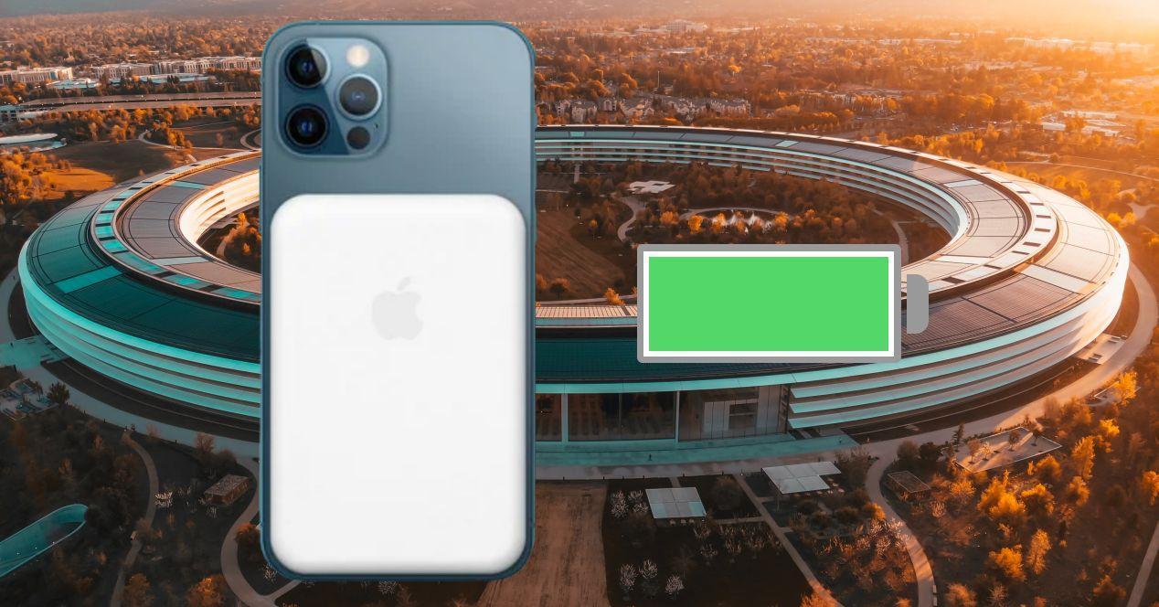 Nueva Smart Battery Case para iPhone 12