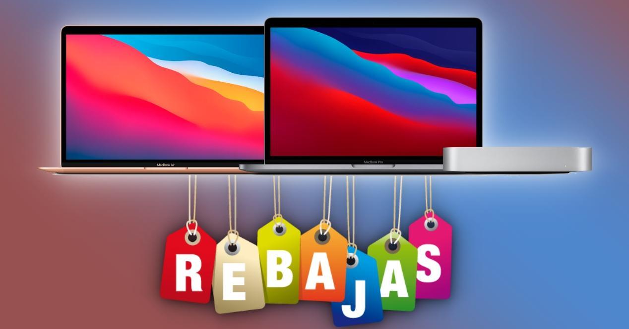 Ofertas Mac M1 descuentos