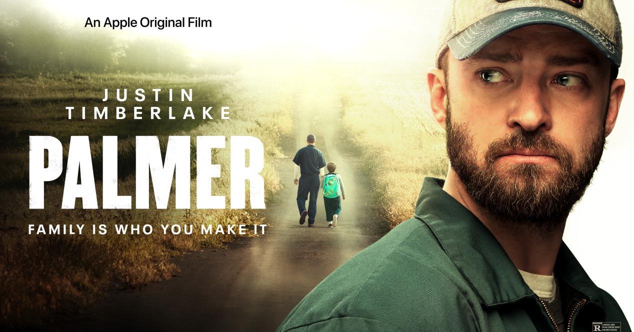 Película Palmer Apple TV+ Crítica en español