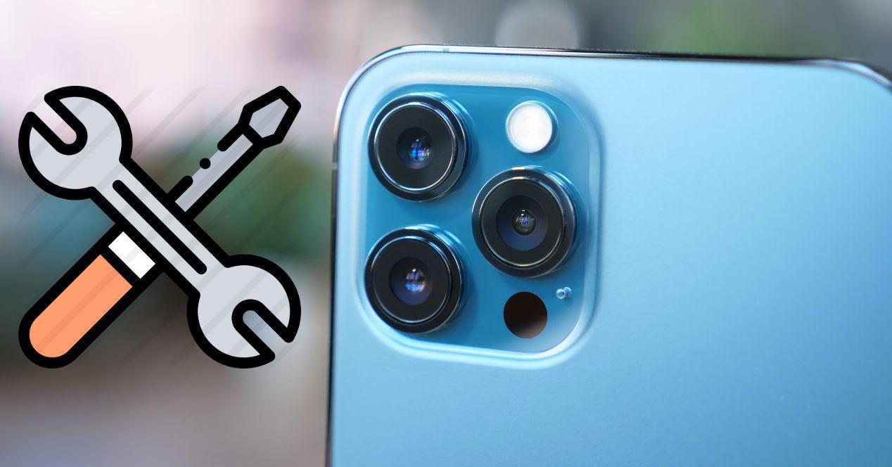 Solución a fallos en la camara del iPhone
